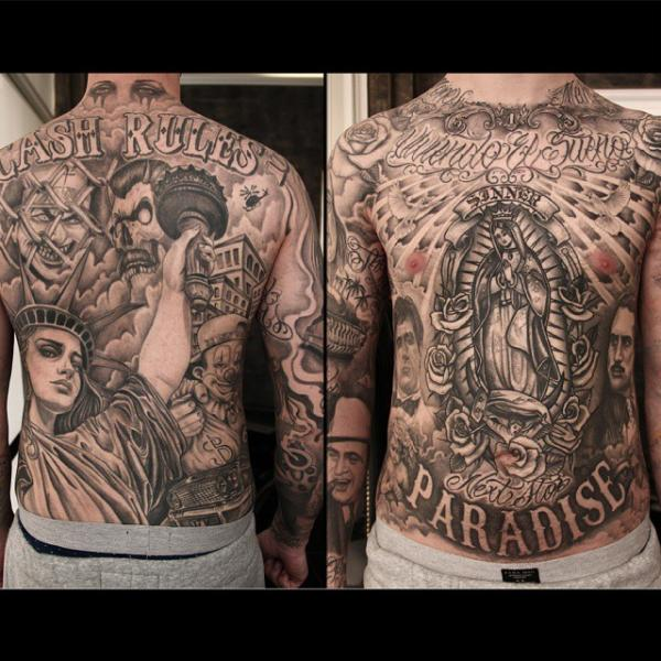 Chicano tattoo mividaloca tattoo for Chicano tattoos meanings